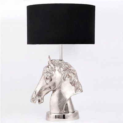 Tischlampe Table Lamp Horse