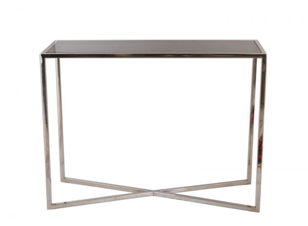Hazenkamp Sideboard Chrom Glas