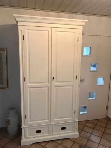 Cambridge Wardrobe 2D 119x61x220