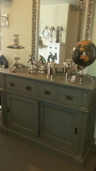 Provence Cabinet Sideboard Taupe